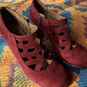 Aerosoles Heel Rest majenta heels 👠